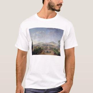 T-shirt Vue de Marino, 1719 (huile sur la toile)