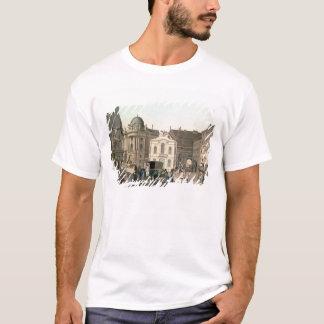 T-shirt Vue de Michaelerplatz montrant le Burgtheater