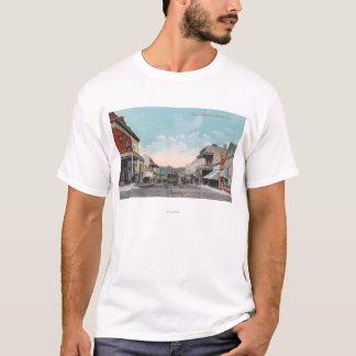 T-shirt Vue de Myers StreetOroville, CA