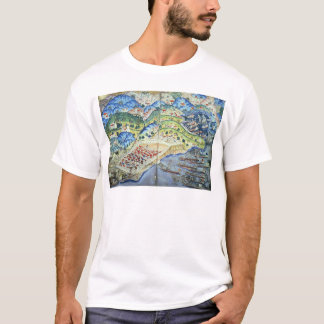 T-shirt Vue de Nice, du 'Suleymanname
