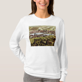 T-shirt Vue de Prague