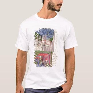T-shirt Vue de Rome comme ville de Dieu