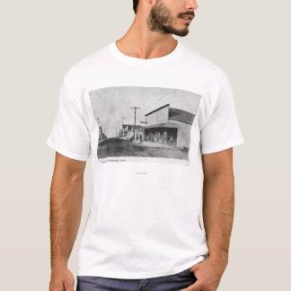 T-shirt Vue de rue de George