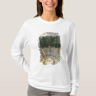 T-shirt Vue de Salle de Bal