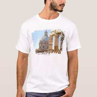 T-shirt Vue de Santi Luca e Martina dans le forum romain