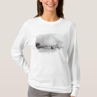 T-shirt Vue de Valparaiso, 1834