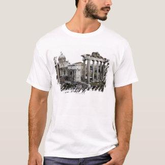 T-shirt Vue de vieille ruine