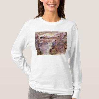 T-shirt Vue de Walchen Lake, 1919