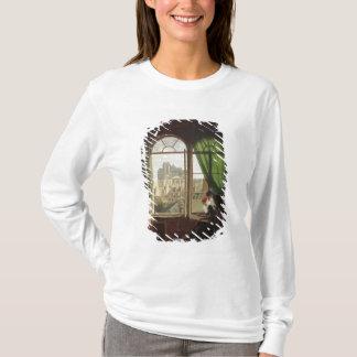 T-shirt Vue d'église de Saint-Eustache