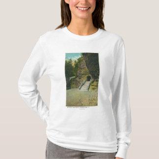 T-shirt Vue d'entrée d'amphithéâtre