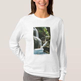 T-shirt Vue des automnes 2 d'arc-en-ciel