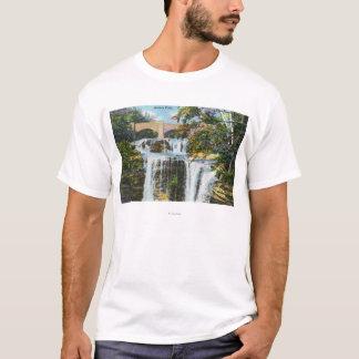 T-shirt Vue des automnes de Haines