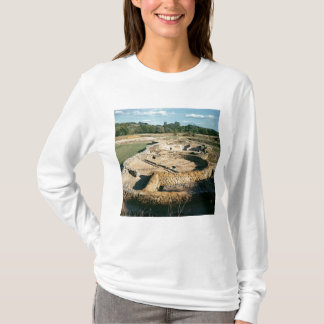 T-shirt Vue des bains thermiques