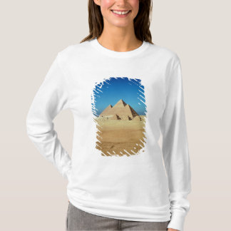 T-shirt Vue des pyramides