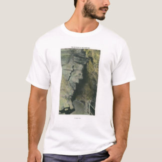 T-shirt Vue des sorcières des grottes