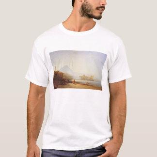 T-shirt Vue d'Istanbul, 1864 (huile sur la toile)