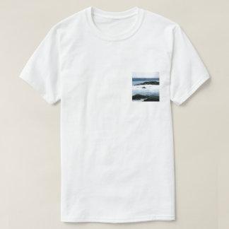 T-shirt Vue d'océan