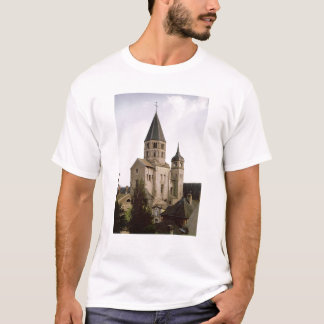 T-shirt Vue du Clocher de l'Eau Benite