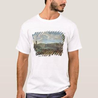 T-shirt Vue du Louvre et de la visite de Nesles