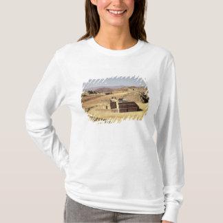 T-shirt Vue du monticule J, c.200 construit AVANT JÉSUS