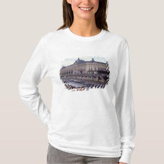 T-shirt Vue du Musee d'Orsay du nord-ouest