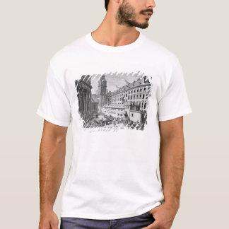 T-shirt Vue du nouvel observatoire dans le jésuite