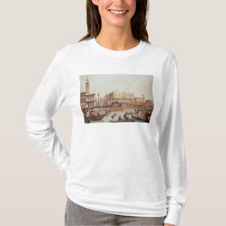 T-shirt Vue du Palais des Doges et du Piazzetta