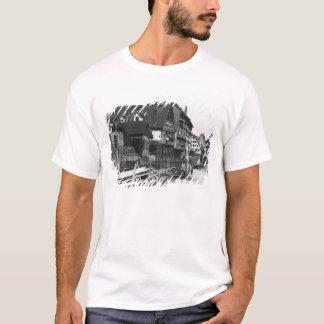 T-shirt Vue du vieux quart, Ulm, c.1910