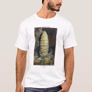 T-shirt Vue en gros plan de la pagoda chinoise