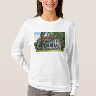 T-shirt Vue extérieure de la Chambre de Harriet Beecher