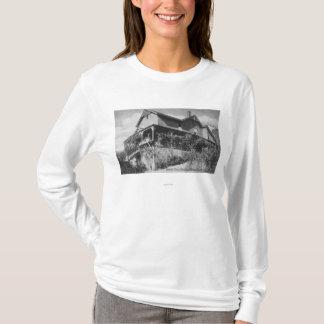 T-shirt Vue extérieure de la gorge Orchy d'hôtel