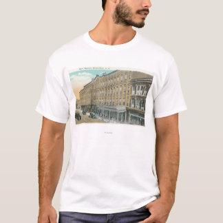 T-shirt Vue extérieure de l'hôtel Bennett