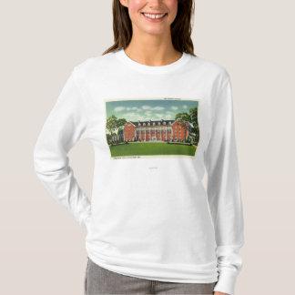 T-shirt Vue extérieure de l'hôtel de Gideon Putnam