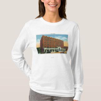 T-shirt Vue extérieure de l'hôtel Saranac
