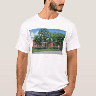 T-shirt Vue extérieure du Gideon Putnam, Saratoga
