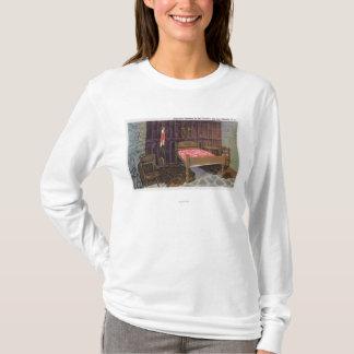 T-shirt Vue générale du fort