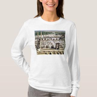 T-shirt Vue générale du palais, période d'Achaemenian