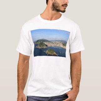 T-shirt Vue pittoresque de San Sebastian