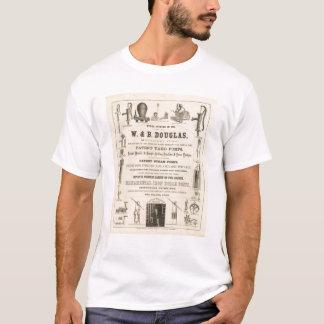 T-shirt W et B Douglas