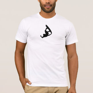 T-shirt wakeboard t
