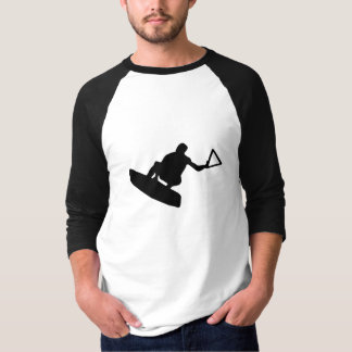 T-shirt Wakeboarder