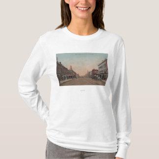 T-shirt Walla Walla, WA - vue de St principal