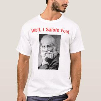 T-shirt Walt, je vous salue