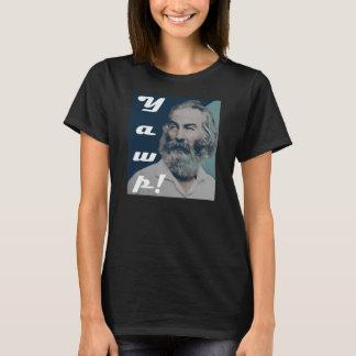 T-shirt Walt Whitman Yawp !
