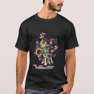 T-shirt warriorblack de mixtec