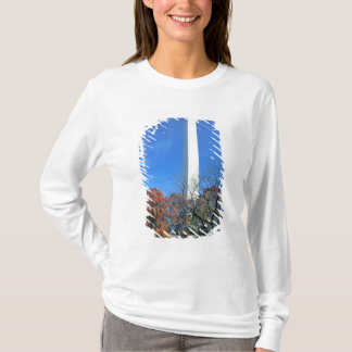 T-shirt WASHINGTON, C.C ETATS-UNIS. Hausses de monument de