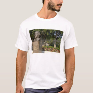 T-shirt Washington, C.C, statue de George Washington,