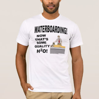 T-shirt Waterboarding !