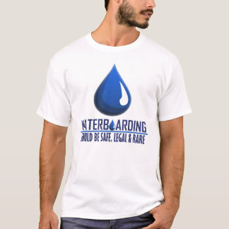 T-shirt Waterboarding