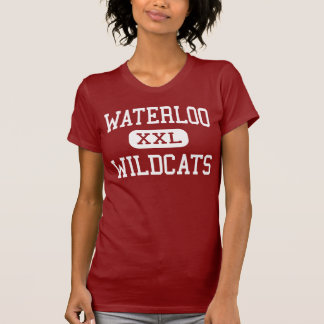 T-shirt Waterloo - chats sauvages - milieu - Stockton la